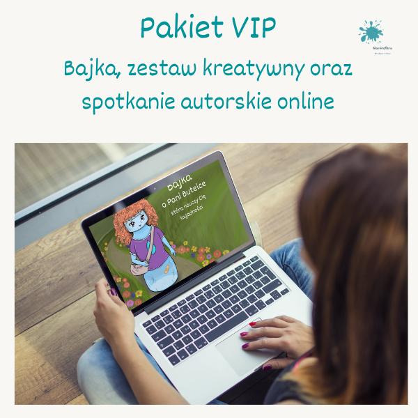 PAKIET VIP: 349,99 zł