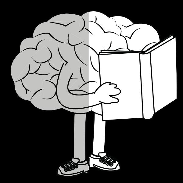 Ciekawy zagadek mózg, dostanie coś dobrego dla siebie